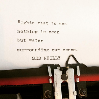 A Micropoem by Seb Reilly