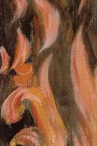 Hugo Simberg, Bonfires
