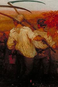 George Mason, The Harvest Moon