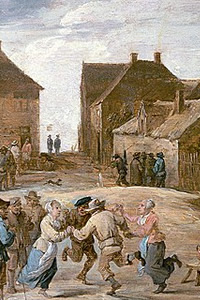 David Teniers the Younger, Village Festival