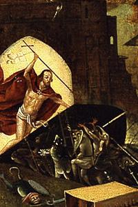Follower of Hieronymus Bosch, Christ in Limbo