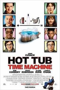 Hot Tub Time Machine, Fair Use