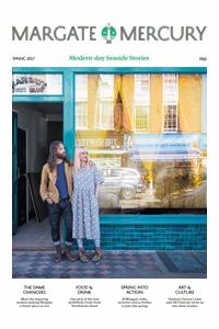 Margate Mercury, Issue 1