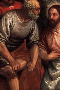 Paolo Veronese, Christ Washing the Feet of the Disciples