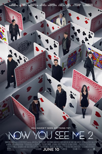 Now You See Me 2, Fair Use