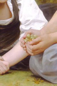 William-Adolphe Bouguereau, The Nut Gatherers