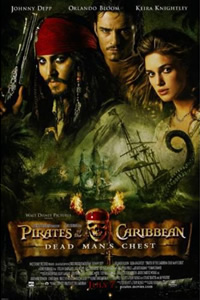 Pirates of the Caribbean: Dead Man's Chest, Fair Use