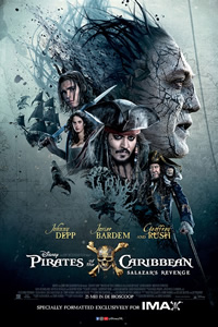 Pirates of the Caribbean: Salazar's Revenge, Fair Use