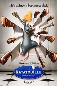 Ratatouille, Fair Use