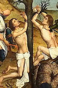 Aert van den Bossche, Martyrdom of Saints Crispin and Crispinian